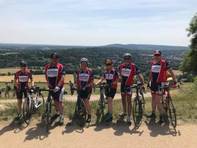Box Hill club trip