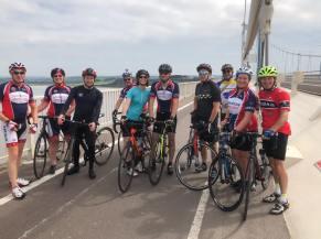 Severn Bridge charity ride